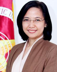 Anna Ruby P. Gapasin, DEM